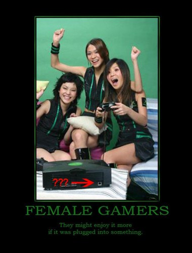 Chicas Gamers