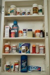 Pics For > Full Medicine Cabinet