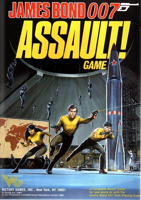 Assault Game