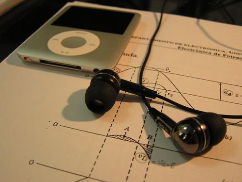 ipod y auriculares Denon AH-C351