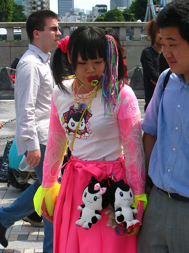 06 - Tokyo - Harajuku - 20080615