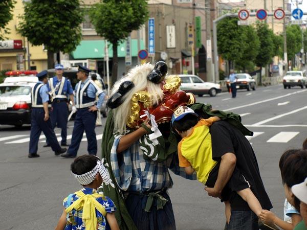 2008年 八戸三社大祭 お通り 1