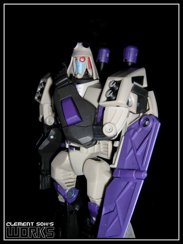 Animated Blitzwing