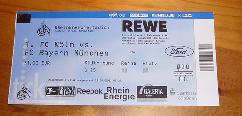 Bayern-Ticket