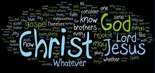 Philippians Word list