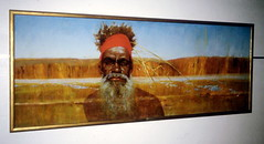 gm_00411 Darwin, Northern Territory Painting 1983