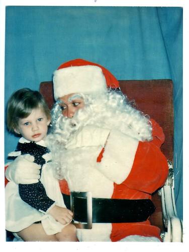 Me with Santa