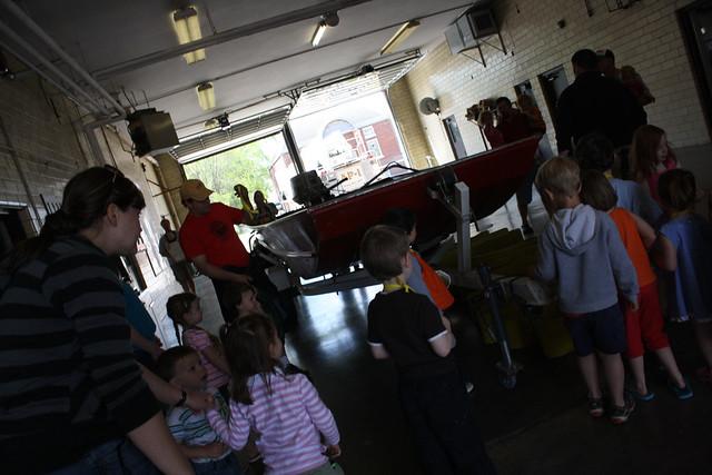 fire station field trip • preschool - 39