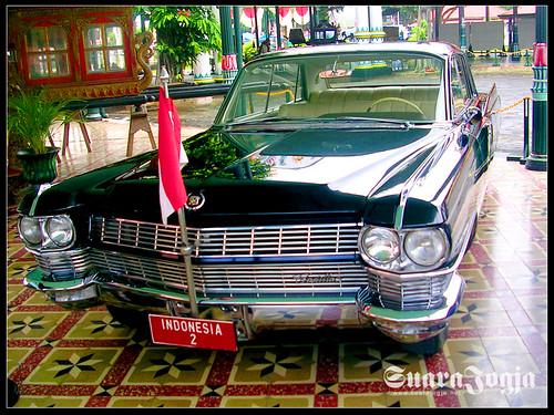 Jogja: Cadillac of Hamengkubuwono IX