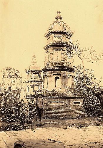 Tháp chùa Báo Ân