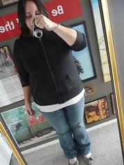 self-portrait, nov 08