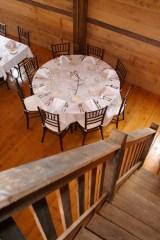 Simple yet elegant table setting.