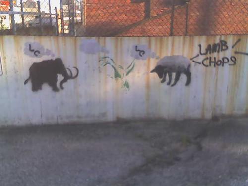 Lamb Chops - new artwork