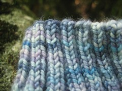 Something blue, in Koigu!