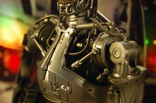 Hot Toys Terminator EndoSkeleton
