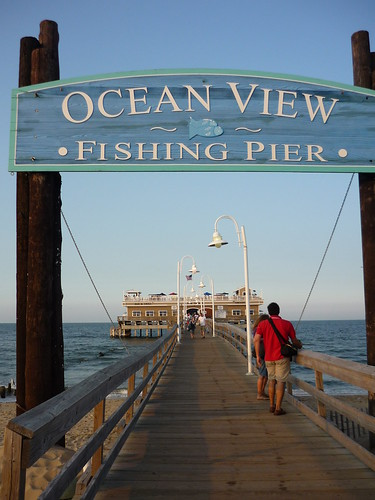 Ocean View Fishing Pier, Norfolk, Virginia