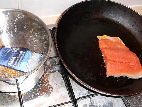 Salmon Kippers