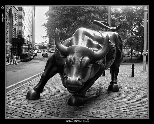 O Touro de Wall Street