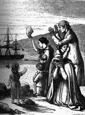 Emigrants_Leave_Ireland_by_Henry_Doyle_1868