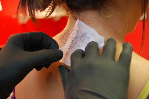 "Ashley's ""La Dolce Vita"" Tattoo from Zane by darcyh"