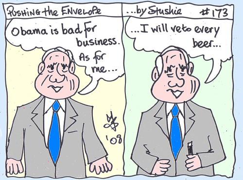McCain Said What