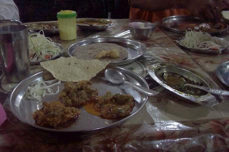 Saurashtra spread