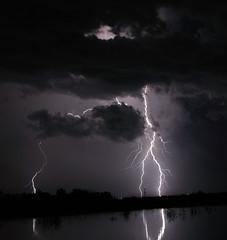 Lightning Storm by IOWAPILOT