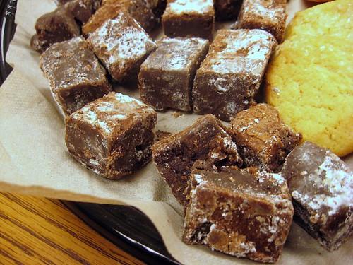 Brownie Bites (?)
