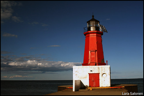 Menominee Michigan Lighthouse