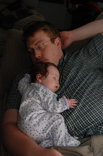 Daddy and Clara