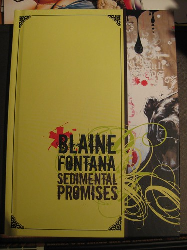 sedimental promises blaine fontana