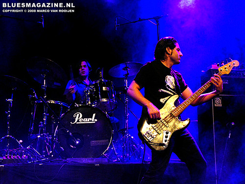 Popa Chubby & Band (2 December - Effenaar, Eindhoven)
