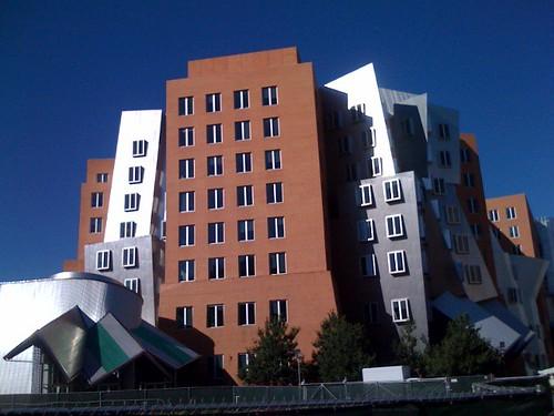 Stata Center at MIT