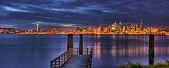 Seattle Pan HDR--Over 20k Views by papalars, on Flickr