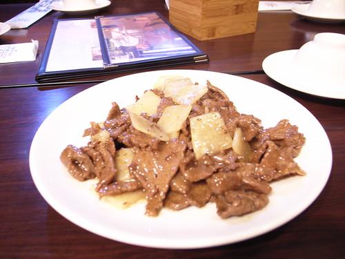 帕米爾新疆餐廳:�然羊肉