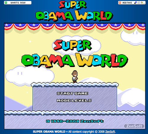 Super Obama World - 1