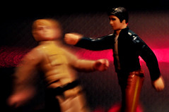 Fist Fight at the Cantina