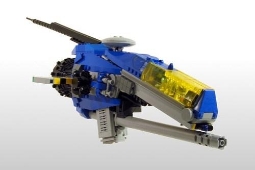 LEGO Classic Space Gungnir Interceptor