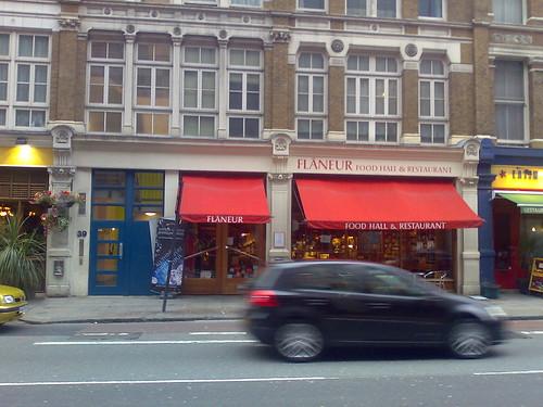 Flaneur foodhall & restaurant