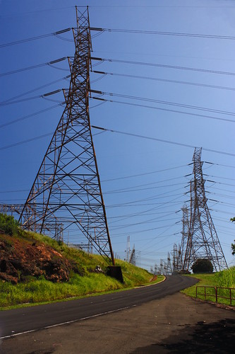 Torres Eléctricas de la represa El Guri, Raúl Leoni