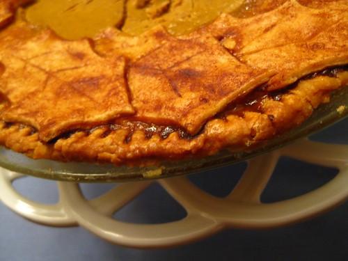 Pumpkin Pie Crust