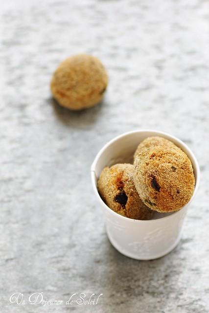 Sicilian fish balls