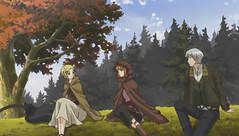 Spice and Wolf 11 - Everyone on a hill