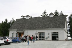 Sea Cider's Gorgeous Cider Production and Tasting Building