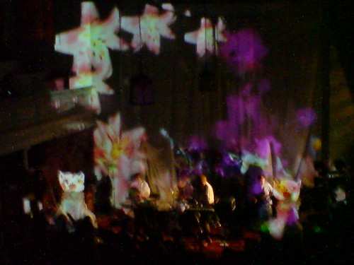 Blurry Picture of Stage Fantastical