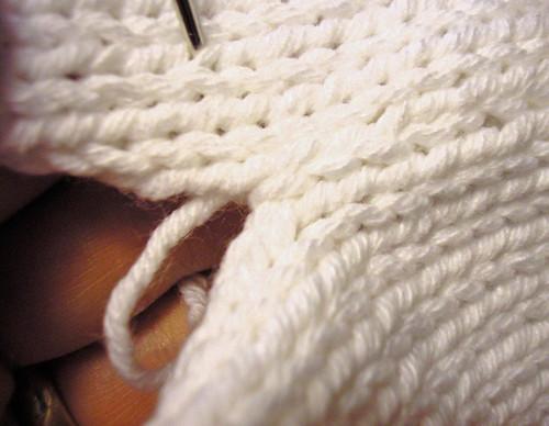 mattress seam stitch 4