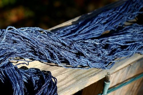 crunchy yarn