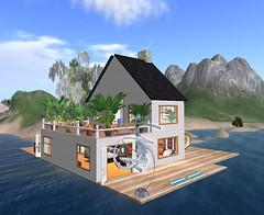 Luises Home on Quiet Island