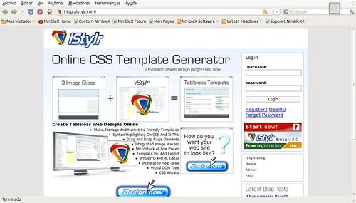 crea tus propios estilos CSS