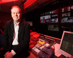 Andy Cooper, Editor of BBC Look North for the North East and Cumbria.